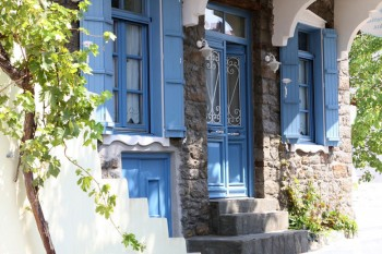 Architecture of Samothraki