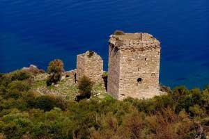 samothraki towers